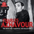 3CDAznavour Charles / Absolutely Essential / 3CD