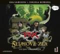 CDLarsson Asa/Korsell Ingela / Pax:Sluhové zla / MP3