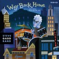 2DVD/CDGadd Steve Band / Way Back Home / 2DVD+CD