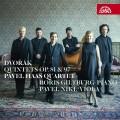 CDHaas Pavel Quartet / Antonín Dvořák:Kvintety