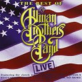 CDAllman Brothers Band / Best Of Allman Brothers Band Live