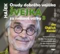 2CDHašek Jaroslav / Osudy dobrého vojáka Švejka za světové války3