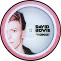 LPBowie David / Heroes / Single / Vinyl