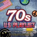 3CDVarious / 70s U.S. Playlist / 3CD / Digipack