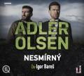 2CDAdler-Olsen Jussi / Nesmírný / Bareš I. / MP3 / 2CD