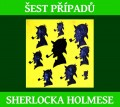 3CDDoyle A.C. / Šest případů Sherlocka Holmese / 3CD