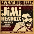 2LPHendrix Jimi / Live At Berkeley / Vinyl / 2LP