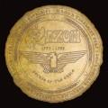 4LPSaxon / Decade Of The Eagle / Best Of / Vinyl / 4LP