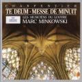 CDCharpentier / Te Deum / Messe De Minuit / Minkowski / Kožená