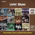 2LPLivin'Blues / Golden Years Of Dutch Pop Music / Vinal / 2LP