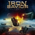 2LPIron Savior / Reforged:Riding On Fire / Vinyl / 2LP / Clear Blue