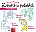 3CDČapek Karel / Devatero pohádek:Komplet / Mp3 / 3CD