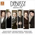 CDDebussy / Sonatas & Trios