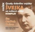 4CDHašek Jaroslav / Osudy dobrého vojáka Švejka / Mp3 / Komplet / 4CD