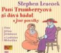CDLeacock Stephen / Paní Trumberryová si dává hádat / J.Jirásková