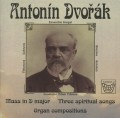 CDDvořák Antonín / Mass in D Major,Three spiritual songs / Lecian