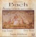 CDBach J.S. / Sonatas for Violin and Cont,1020-24,1031 / Ženatý