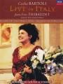 DVDBartoli Cecilia / Live In Italy / Thibaudet