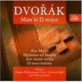 CDDvořák Antonín / Mše D Dur / Biblické písně 1-5 / Te Deum
