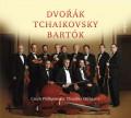CDDvořák/Tchaikovsky/Bartók / Czech Philharmonic Chamber Orchest