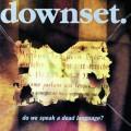 LPDownset / Do We Speak A Dead Language ? / Vinyl / Yellow