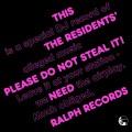 LPResidents / Plesa Do Not Steal It! / Vinyl