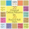 10CDVarious / 20 Original Debut Albums By 20 Rock & Roll Stars / 10C