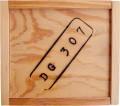 3CDDG 307 / DG 307 / Dřevěný box / 3CD