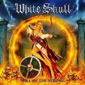 CDWhite Skull / Will of the Strong