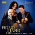CDPetrof Piano Trio / Rachmaninov / Franck / Suk