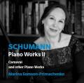 CDSchumann Robert / Piano Works II. / Primachenko M.S.