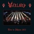 2CDWarlord / Live In Athens 2013 / 2CD