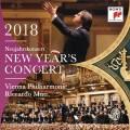 2CDVarious / New Year's Concert 2018 / 2CD