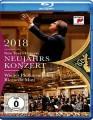 Blu-RayVarious / New Year's Concert 2018 / Blu-Ray