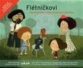 CDFlétničkovi / Jak Soprinka našla ztacenou písničku / CD+kniha