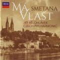 CDSmetana Bedřich / Má vlast / Bělohlávek / Decca 2018