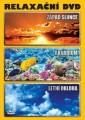 DVDFILM / Relaxační DVD / Západ slunce / Akvárium / Letní obloha
