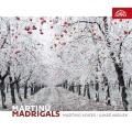 CDMartinů Bohuslav / Madrigals / Martinů Voices