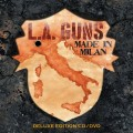 CD/DVDL.A.Guns / Made In Milan / CD+DVD