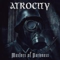 CDAtrocity / Masters Of Darkness / EP / Digipack