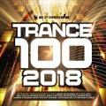 4CDVarious / Trance 100 / 2018 / 4CD
