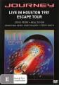 DVDJourney / Live In Houston 1981