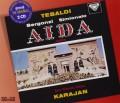 2CDVerdi Giuseppe / Aida / Karajan / 2CD