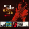 5CDGordon Dexter / 5 Original Albums