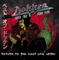 2LPDokken / Return To East Live 2016 / Vinyl / 2LP
