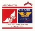 2CDAerosmith / Greatest Hits 73-88 / Classic Live / 2CD