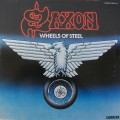 LPSaxon / Wheels Of Steel / Vinyl / Coloured