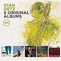 5CDGetz Stan / 5 Original Albums / 5CD