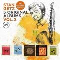 5CDGetz Stan / 5 Original Albums 2 / 5CD
