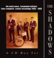 6CDShadows / Early Years / Complete Studio Recordings 59-66 / 6CD